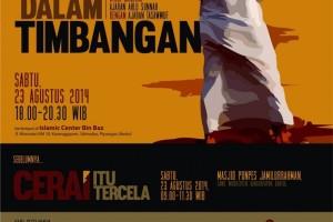 Kajian Umum Ust. Ahmad Zainuddin, Lc (Yogyakarta, 24 Agustus 2014)