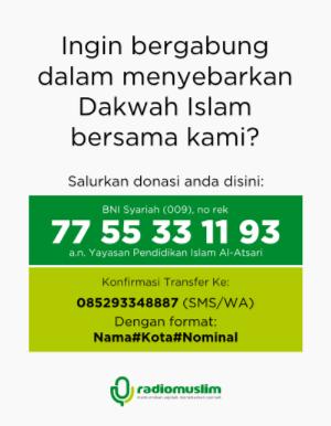 banner radio muslim