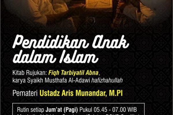 tarbiyatul abna pendidikan anak dalam islam