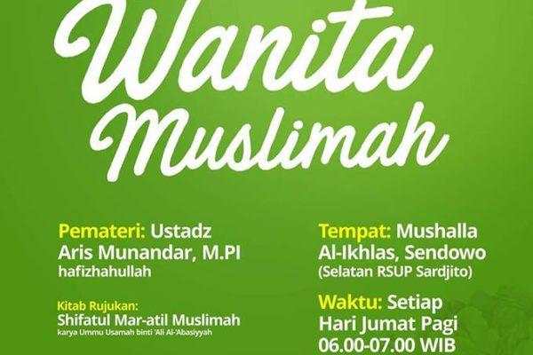 karakter wanita muslimah