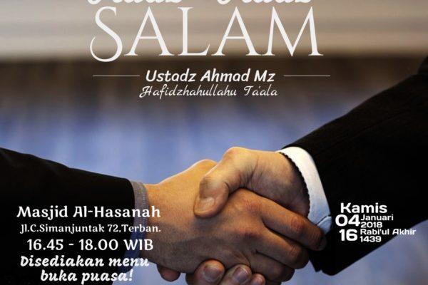 adab salam