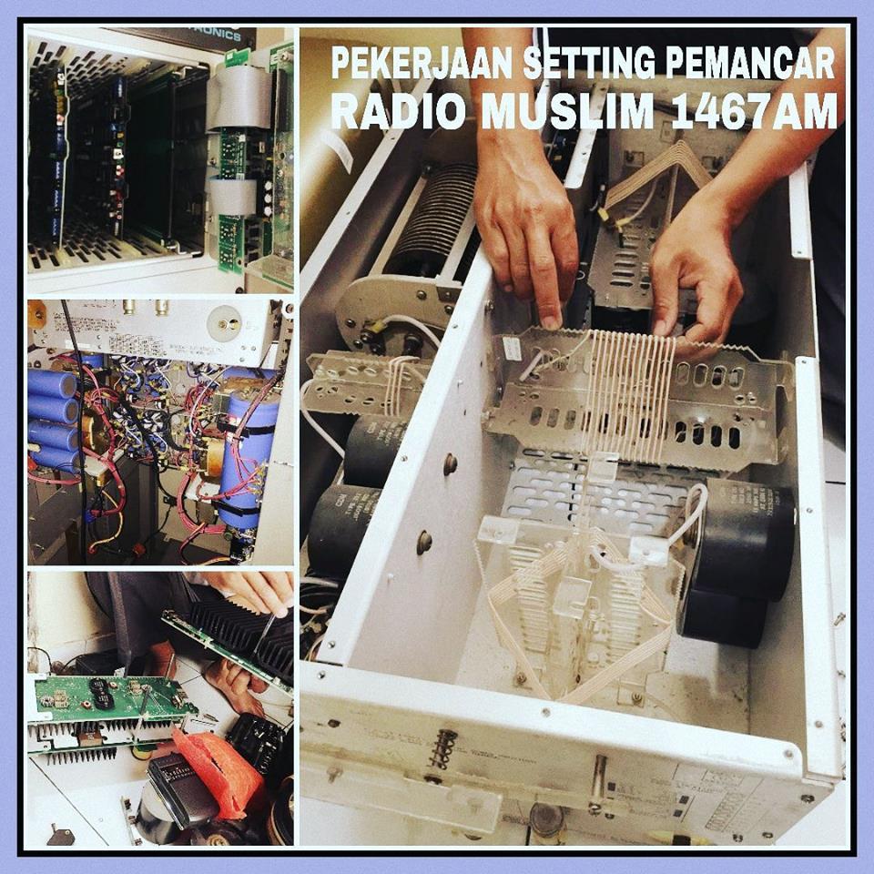radio muslim am