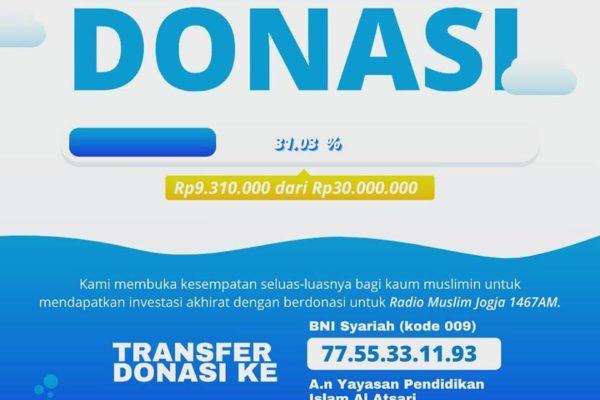 Donasi dakwah islam 2018