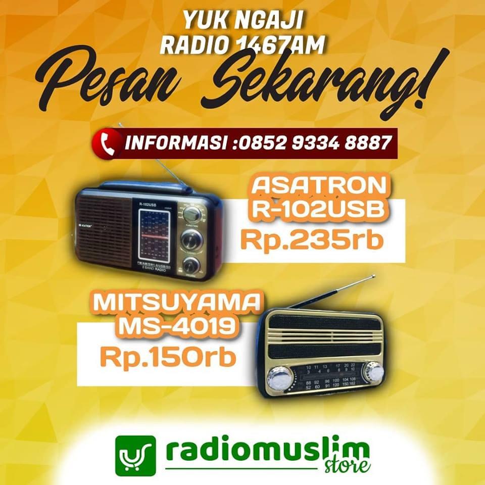 dakwah radio